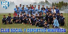 Agradecimientos del Club Social y Deportivo Winifreda
