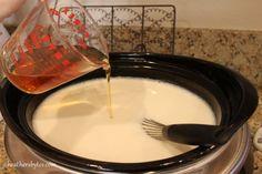 Crock pot greek yogurt
