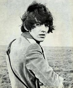 George Harrison; My favorite and I loved him.