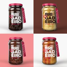 Santho Brigadeiro on Packaging of the World - Creative Package Design Gallery