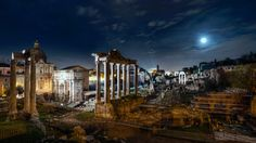 Bing Daily Wallpaper: ... Roman Forum, Rome, Italy (© Marco Romani/Getty Images) March 15, 2015 a funny…