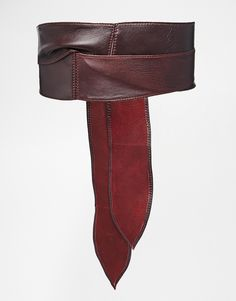 Adaja - Cinturón tipo fajín realizado en piel de vaquetilla ... 515a433d8e65