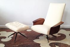 mid century modern decorating diy projects | With a little patience and the perfect chair, you too can create your ...