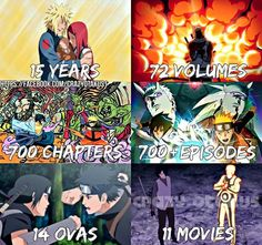 Thank you Naruto- you will always stay in my heart :')