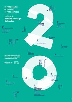 20 vinte XX / designed by v-a