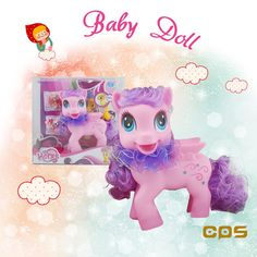 Lovely Little Pony Toy With Music - Buy Pony Toy,Little Pony,My Little Pony Product on Alibaba.com