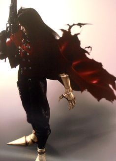 Vincent Valentine from FF VII Dear God, I remember playing this endlessly