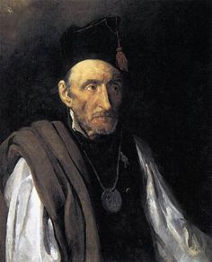 "Theodore Gericault ""Man with Delusions of Military Command"""