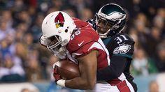 Eagles vs. Cardinals 2015: Third quarter score updates