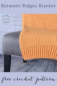 New Cost-Free Crochet Blanket edging Tips This is a set of crochet tricks and tips in making your crocheting simpler and much more productive. Crochet Afghans, Crochet Throw Pattern, Crochet Blanket Edging, Afghan Crochet Patterns, Crochet Stitches, Free Crochet, Crochet Baby, Crochet Ideas, Free Knitting