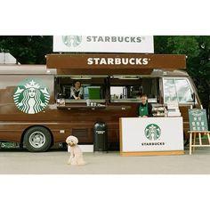 Starbucks@Spinach Moustache