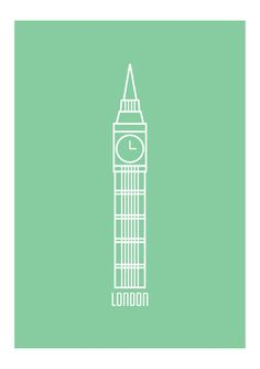 """London Big Ben"" Buy the poster from ANON free digital download for your phone, tablet and desktop"
