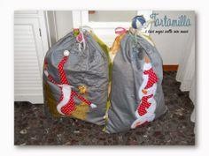 tartamilla: E per Babbo Natale un bel sacco nuovo...
