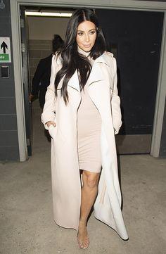 Kim Kardashian Getting Plastic Surgery WhilePregnant?