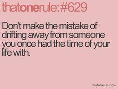 Great advice..