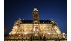 Hôtel de ville de Dunkerque.