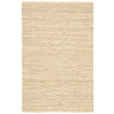 Birch Lane™ Heritage Giulia Handmade Flatweave Jute/Sisal Natural/Beige Area Rug Rug Size: Rectangle x Natural Area Rugs, Jute Rug, Contemporary Rugs, Carpet Runner, Beige Area Rugs, Colorful Rugs, Handmade Rugs, Hand Weaving