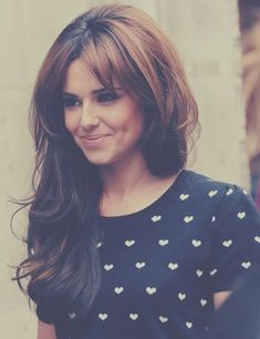 Love the hair - Cheryl Cole http://www.modelsdirect.com/ourmodelssay-select.html
