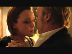 """Alex Drake (Keely Hawes) and Gene Hunt (Philip Glenister) in BBC """"Ashes to Ashes"""""""