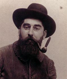 Ramon Casas 1866/1932 Peintre et affichiste Espagnol