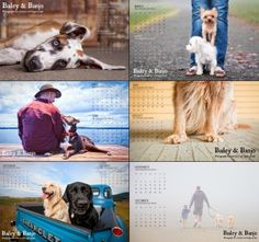 Great idea for a digital calendar download using Pinterest to help photography marketing.