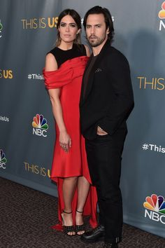The Cast of This Is Us Celebrates the Show's Season Finale as a Family