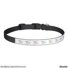 For Sail Pet Collar