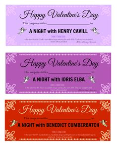 Valentines Day FREE Printable Coupons for your sweetie! Gift Coupons, Love Coupons, Valentine Crafts, Happy Valentines Day, Free Printable Coupons, Holidays And Events, Happy Holidays, Diy Paper, Happy Day