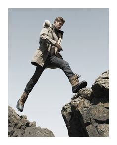 Bergdorf Goodman calls on the talented Jacob Sutton once more, this time around to photograph Mathias Lauridsen (New York Model Management). Enlisted for a rugged fall showcase, the outdoors beckons for an active day spent in the best tailored garments. From Jil Sander and Giorgio Armani to Tom Ford, Bergdorf Goodman pulls out all the stops for a luxe autumn.