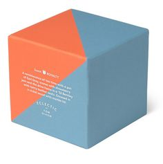 Package design for Eclectic by Tom Dixon | Royalty Bergamot Scented Candle