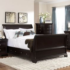 I pinned this Inglewood Storage Bed from the Elegant Organizing event at Joss and Main!