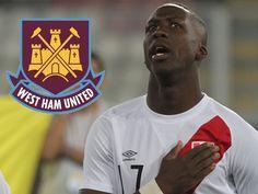 Luis Advíncula: West Ham muy cerca de fichar a defensa de Selección Peruana. July 01, 2015.
