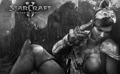 Chancey Blare - wallpaper images starcraft ii wings of liberty - 1920x1200 px