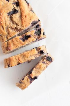 Banana bread is always a good idea and it can be baked with no added sugar. Try the combination of blueberries and cardamom with this gluten free banana. Blueberry Banana Bread, Gluten Free Banana, Fat Foods, Food Tasting, Vegan Baking, Bread Recipes, Sugar Free, Catering, Treats