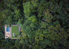 Jungle House In Sao Paulo By Brazilian Architects - Studio MK27 • DESIGN. / VISUAL.