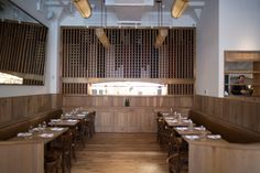 First Look at Café Altro Paradiso - NYC