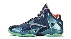 Nike LeBron 11 'Akron vs. Miami' Colorway Buyying these!!!!!