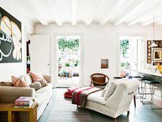 regardsetmaisons: Une sympathique maison à Barcelone