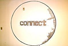 Conect?  mas conexión?