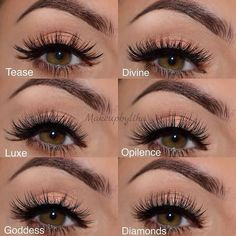Lily lashes Previous Post Next Post Kiss Eyelashes, Natural Eyelashes, Fake Lashes, Longer Eyelashes, False Eyelashes, Natural Hair, House Of Lashes, Kylie Jenner, Eyelash Extensions Before And After
