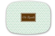 Hey, I found this really awesome Etsy listing at https://www.etsy.com/listing/117089845/personalized-platter-personalized-plate