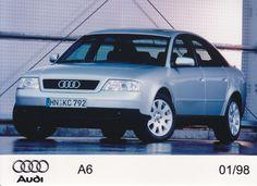 Audi A6 (01/98)