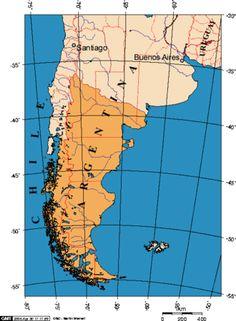 Patagonie — Wikipédia