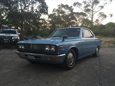 My MS51 Toyota Crown Hardtop Coupe