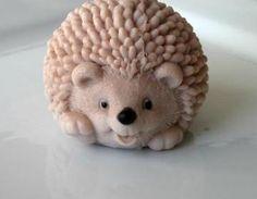 Hedgehog Honeysuckle Soap