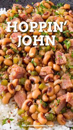 Pea Recipes, Cheesy Recipes, Cajun Recipes, Mexican Food Recipes, Dinner Recipes, Lima Bean Recipes, Southern Cooking Recipes, Southern Dishes, Southern Meals