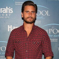 Pin for Later: Speed Read: Scott Disick Was Hospitalized For Alcohol Poisoning