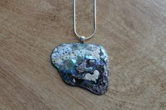 Paua Shimmer by StoneExpressions on Etsy