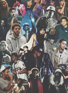 J Cole wallpaper
