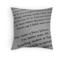 Percy Jackson: Throw Pillows   Redbubble